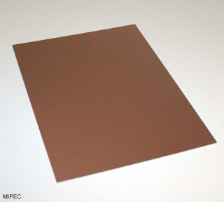 Copper plates FR4, format A4, 2 side